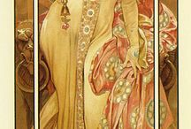 Mucha / by Inspirnation