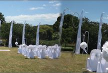 Bali Flags / Bali Flags for beach and garden weddings