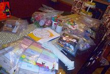 Busy bags for transition times