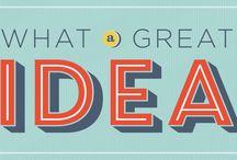 What a Great Idea / Useful Ideas