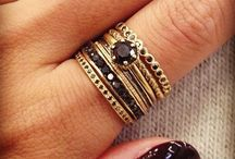 rings layering
