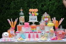 Party Buffets/Bars