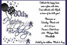 Nana birthday surprise  / by Amber Heard