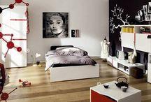 K's room