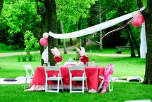 Party Ideas! / by Jami Romano