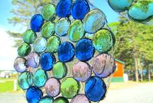 glass sun catcher