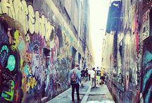 Melbourne / Eats, treats, shopping in Melbourne