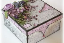 Craft: Small Boxes