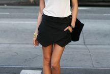 Modelo de shorts da Katharina Moda jovem