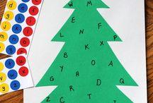 Alphabet/Writing activities