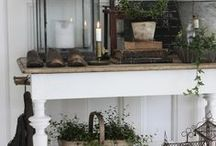 French Inspired... / Nordic/ Vintage/ Cottage style