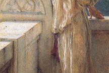 Artist - Lawrence Alma-Tadema