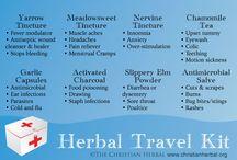 herbal medicine / by Joselyn Lee