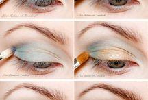 < Make-up & hair >