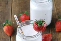 Smoothies and Shakes / Different from juice and smoothies! Sweeter more dessert like smoothies and milk shakes