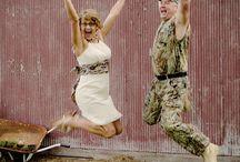 Camo Wedding / Redneck and camo!!! / by Kelly Sanders