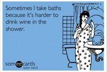 Wine Humor / Funny wine quotes, jokes, etc.