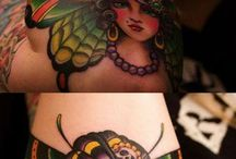 Tattoos / by Donna Shatsar-Foster