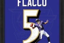 Super Bowl MVP Joe Flacco / by Randy Siller