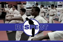 Kickstart Kids Values / KICKSTART KIDS equips students to make positive choices under pressure so they can be successful in all aspects of life. Every month instructors focus on a different value through lessons and training.