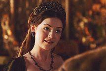 Mary Tudor-The Tudors / played by: Sarah Bogler