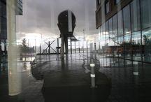 fotorobbox mirror reflections with selfie rb / mezelf bespiegeld