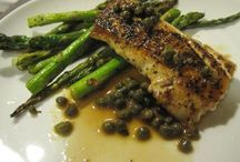 Fish Recipes / Now that you have a great catch, here's some great ways to prepare it.