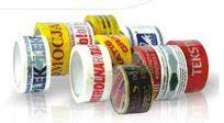 Printed tapes - Taśmy z nadrukiem