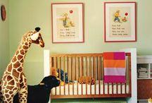 baby stuff and nursery