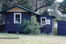 Helensburgh Historical Society / The Helensburgh and District Historical Society records and preserves the social history of Helensburgh and the surrounding villages of Waterfall, Garawarra, Stanwell Park, Stanwell Tops, Otford, Lilyvale and Cawley.