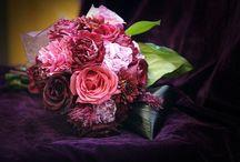 Pink Wedding Bouquets / #pink #wedding #Brides #flowers #Detroitwedding #michiganweddings