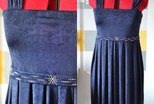 Plesové šaty - krátké