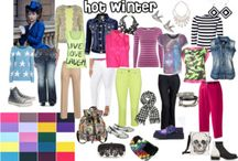 Winter Capsule Wardrobes and Polyvores