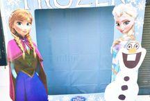 Frozen Party Idea