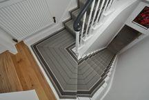 Off The Loom Stair Runner | Whalton 1 - Installation 3