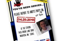 Daniel 4th bday party
