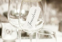 Ideas for Placecards {Design}