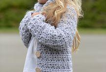 Crochet Children Clothes