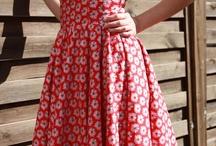 Robes années 50