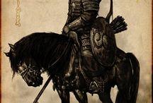 asiatic warrior