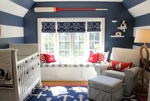 Nursery & Youth Room Designs / by Colleen Catania