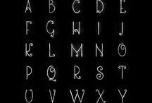 Type fonts