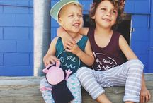{ surfing mamas} kids style