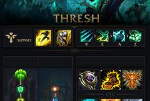 builds and items