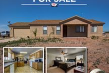 SOLD! An Acre Estate Can Be Yours / 37130 W Amberwood, Tonopah, AZ 85354. This single level open floor plan features tile floors and an open kitchen with a breakfast bar. Plenty of room to roam. Priced REDUCED to sell NOW- easy to show call today. HOME WARRANTY INCLUDED AT COE | CALL 623-748-3818 or visit us at www.FryTeamAZ.com | #HomeForSale #AcreEstate #Amberwood #Tonopah #AZ #RealEstate #TheFryTeam