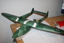 My Hobby - Blohm Voss / airplane model