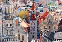 European Vacation Planning - Aug 2014 / Munich, Germany... Prague & Cesky Krumlov, Czech Republic... Vienna, Austria... Budapest, Hungary