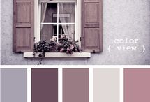 House color palette