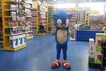 Sonic Speeds into Smyths Toys Superstores! / by Smyths Toys Superstores