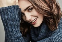 Lilly collins style